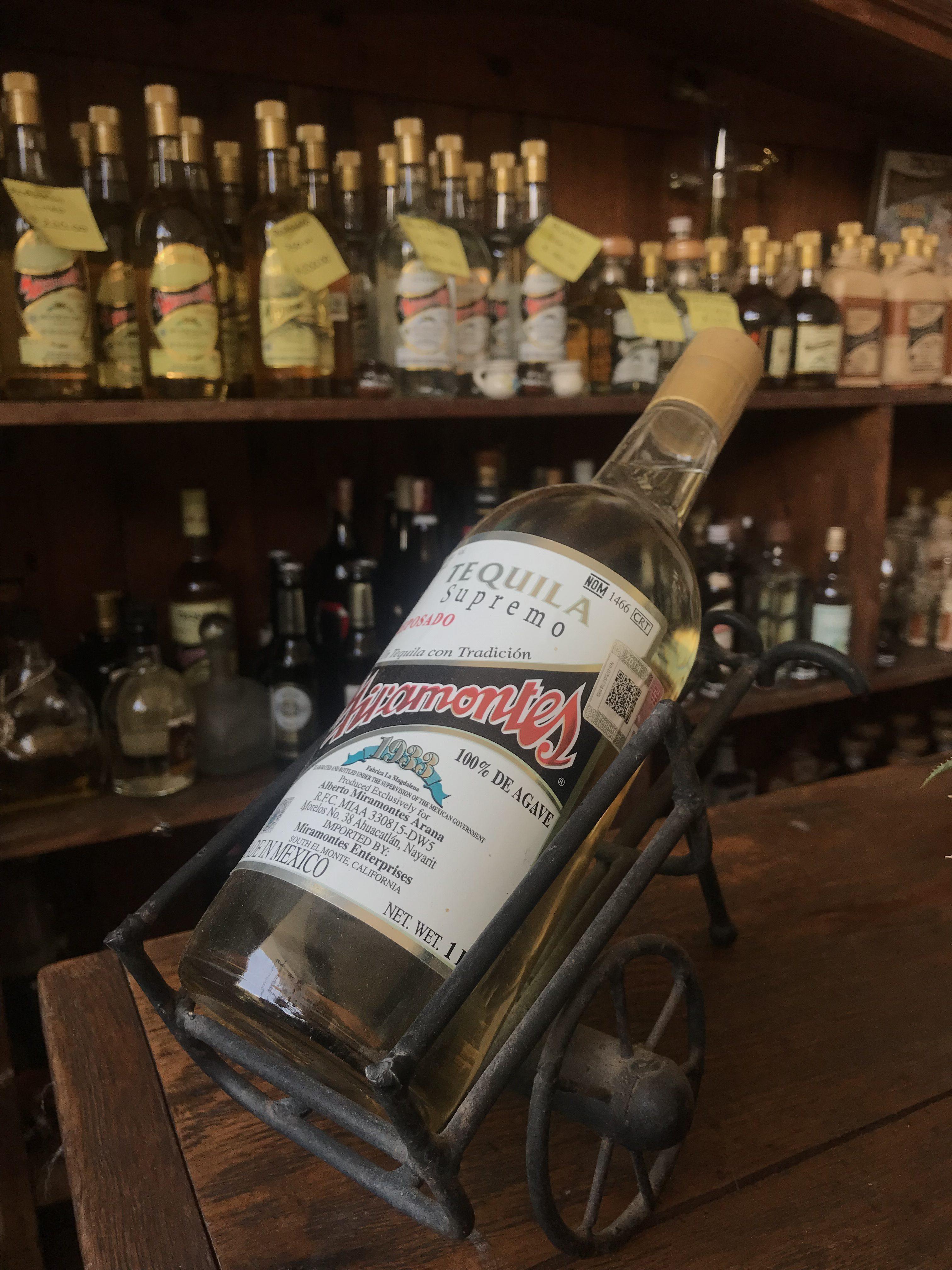 Tequila Miramontes