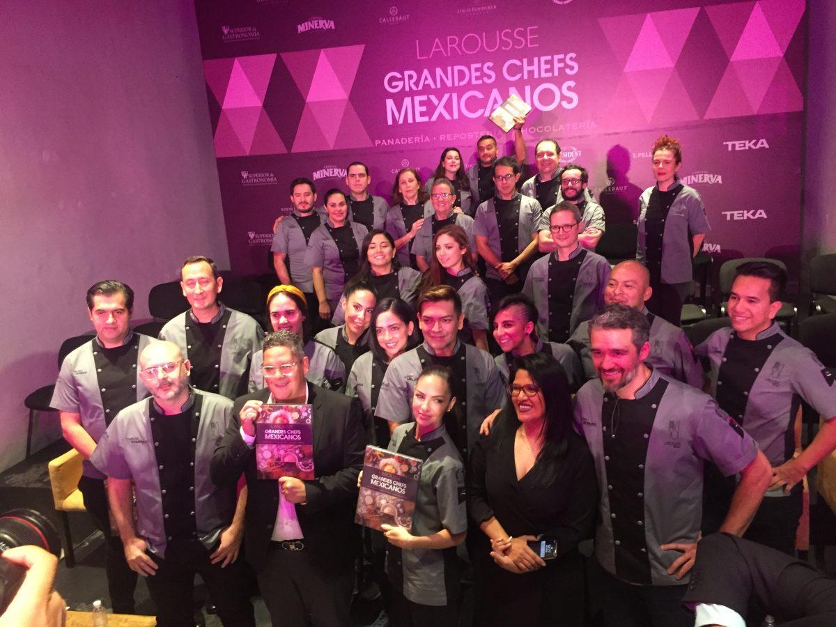 grandes chefs mexicanos