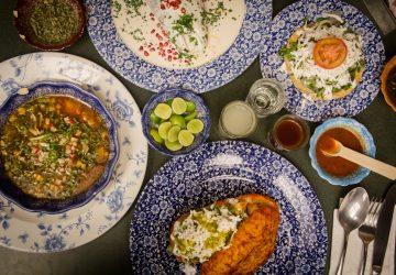 Noche mexicana 15 de septiembre restaurantes