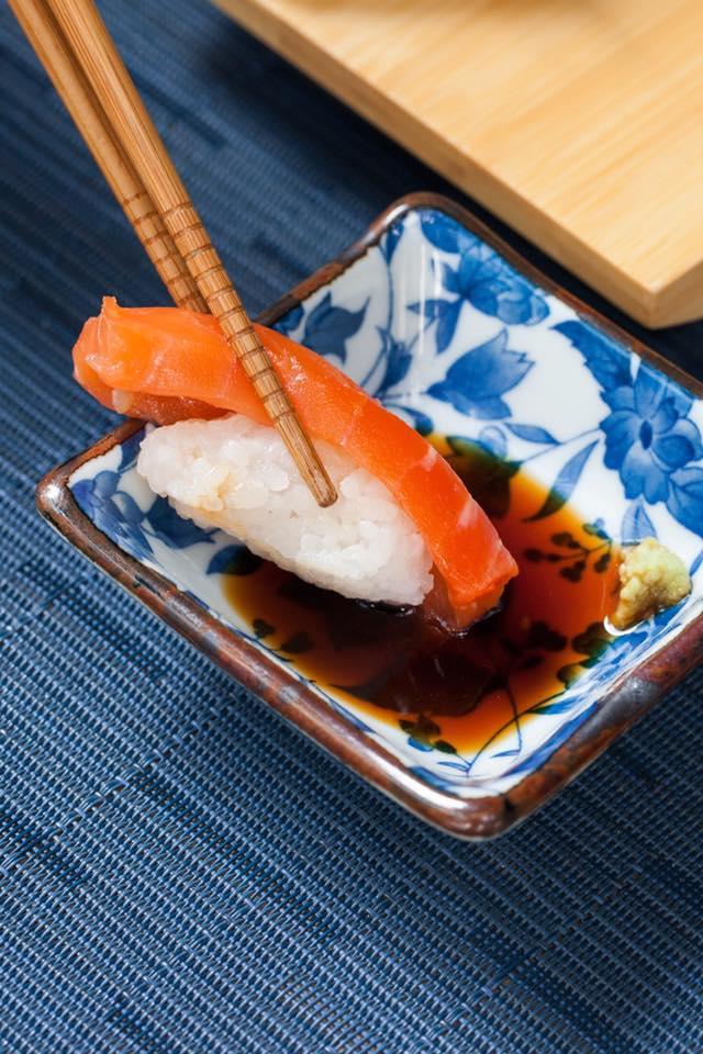 comida japonesa en cdmx ginza