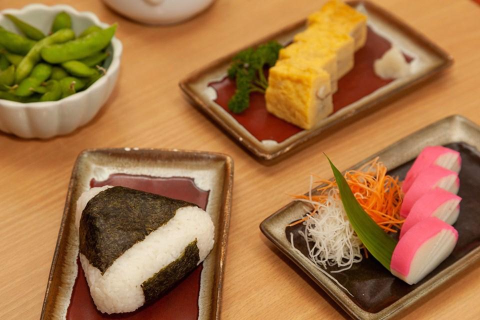 Comida japonesa en CDMX