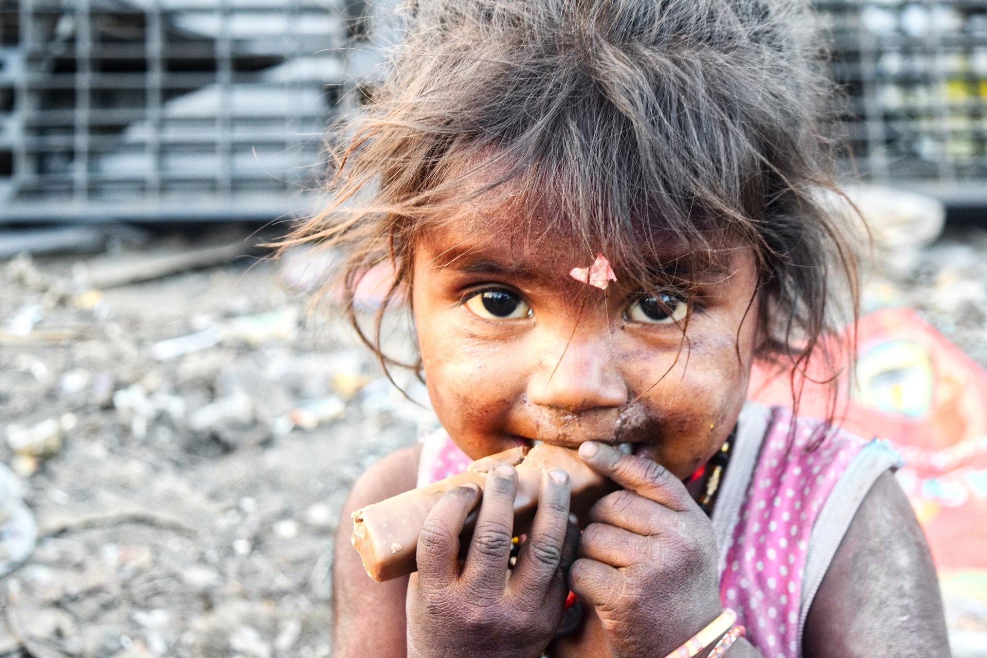 combatir el hambre es un tema de paz