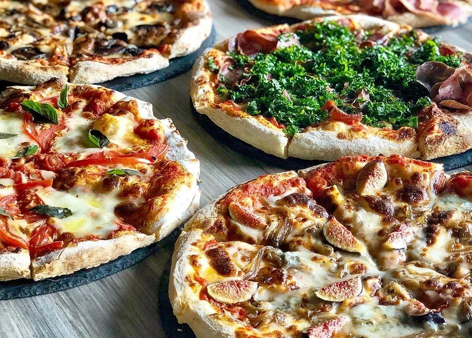Alphi pizzería