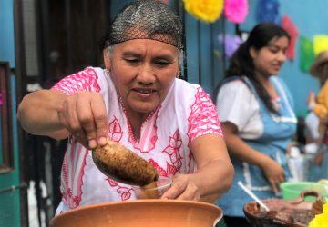 recorridos comida tradicional barrio Jalatlaco Oaxaca