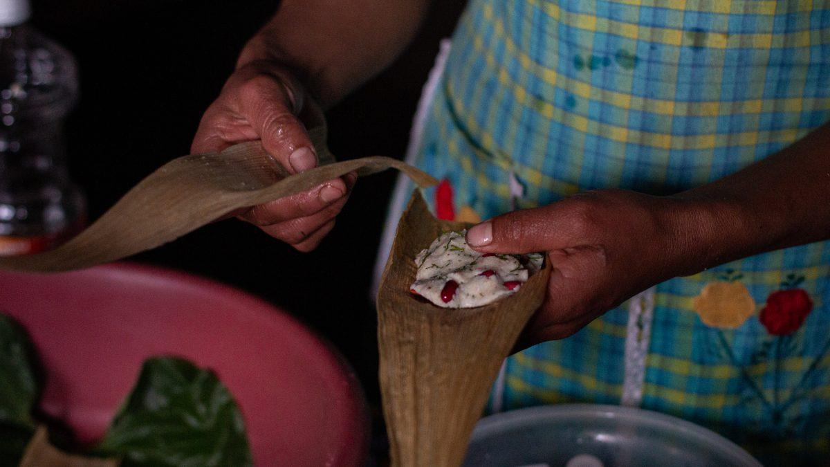 tamales chiapanecos