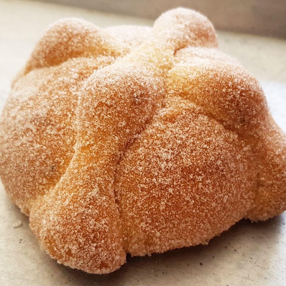 temporada de pan de muerto 2019