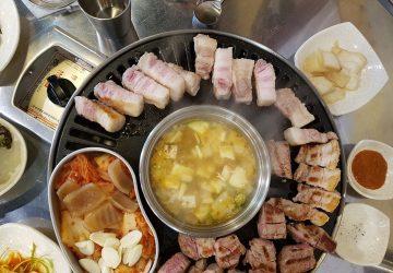 barbecue coreano