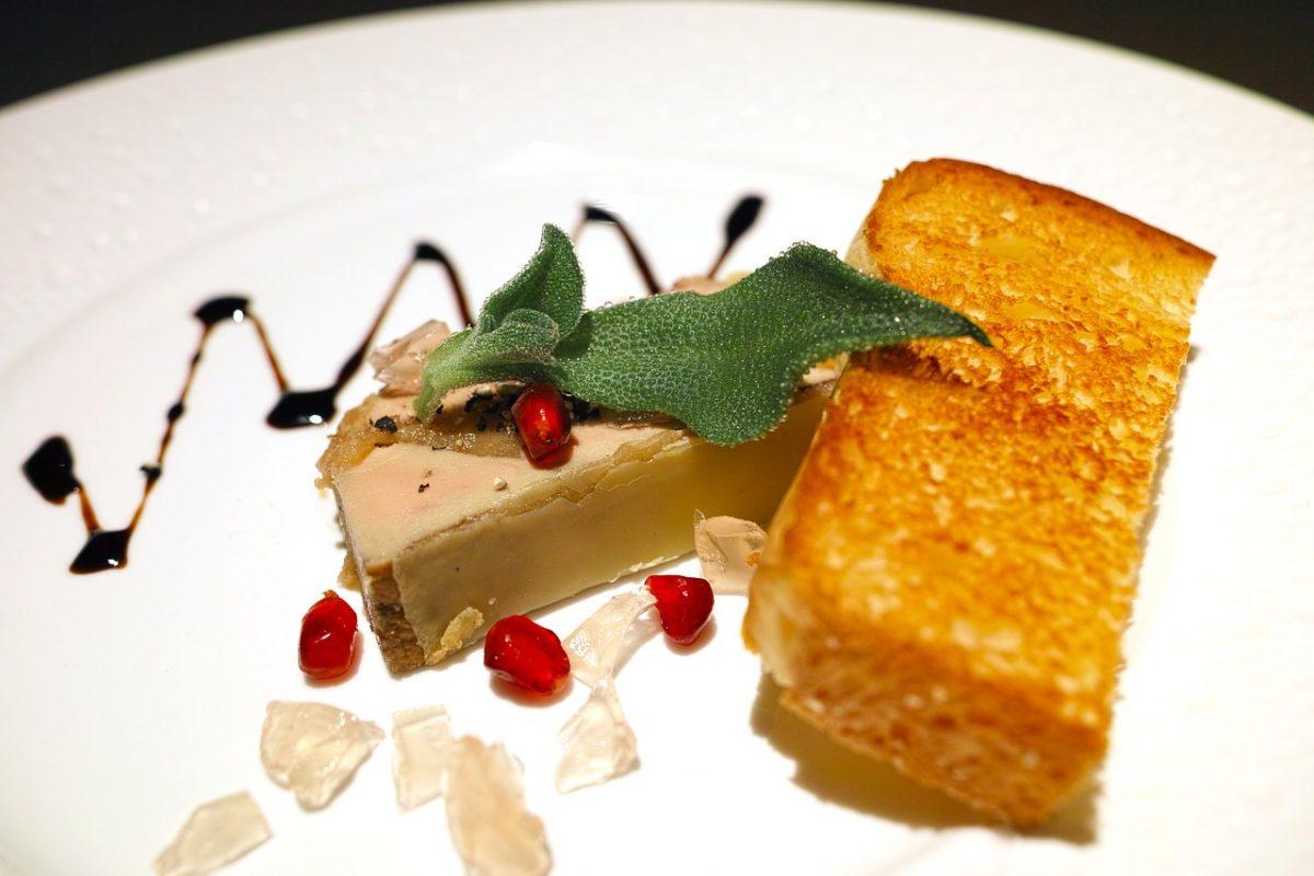 foie gras prohibido
