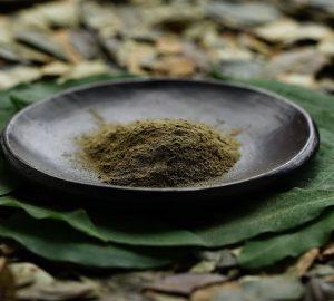 mambe hojas de coca