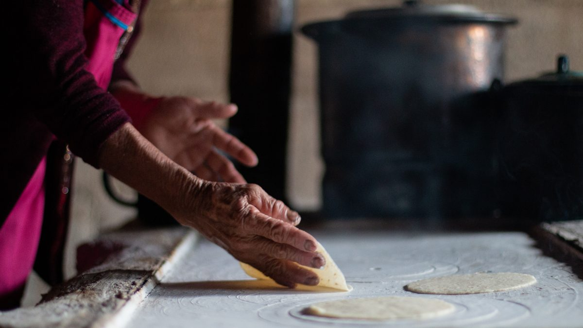 cocineras tradicionales mujeres de humo chiapas