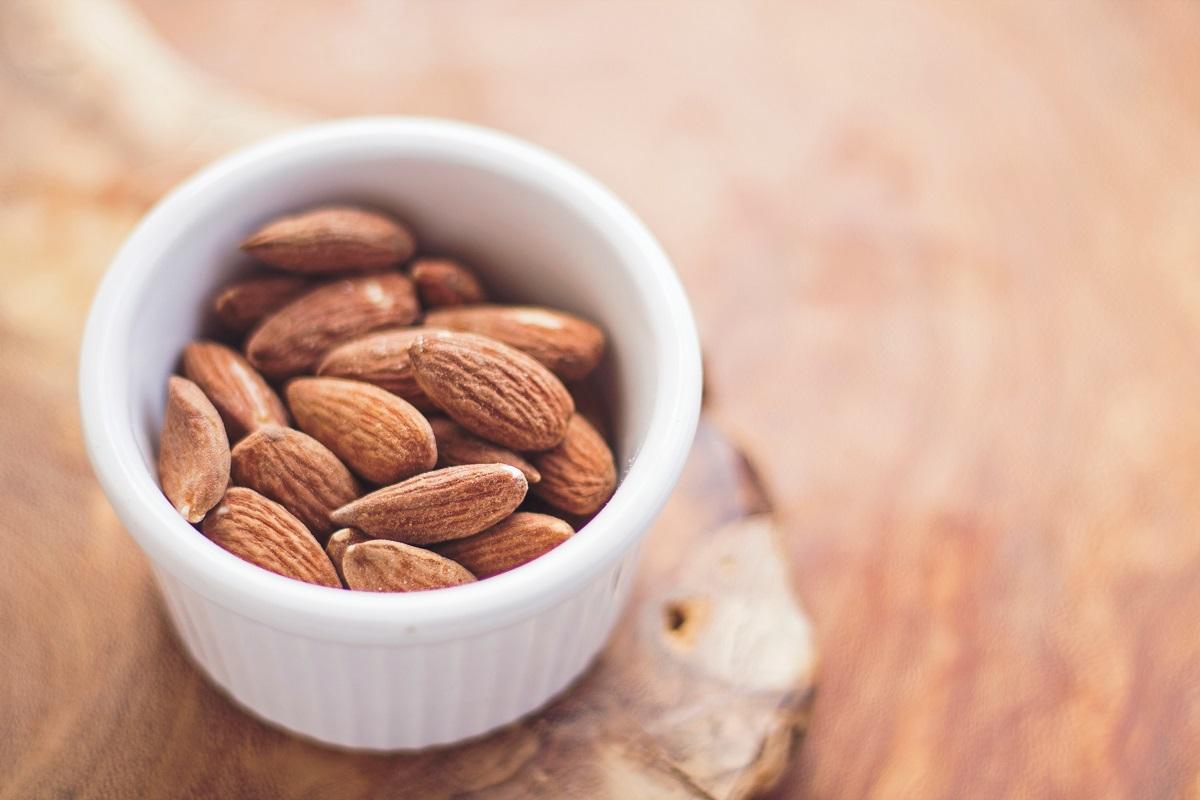 almendras antioxidantes