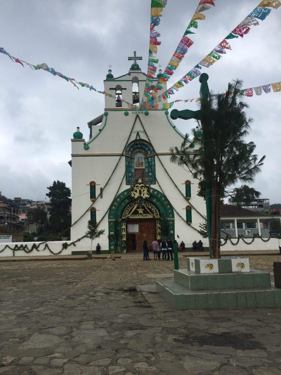 Iglesia San Juan Chamula