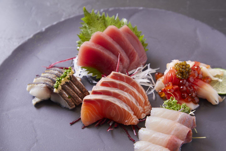 kai sushi bar sashimi