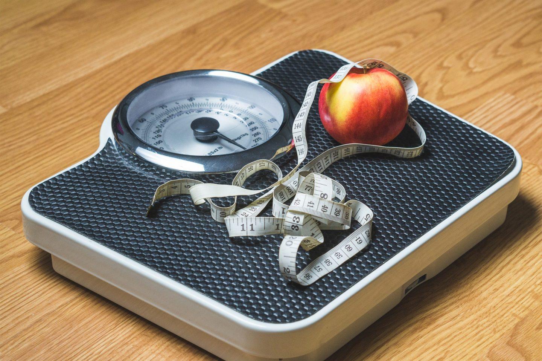 báscula bajar de peso índice de masa corporal