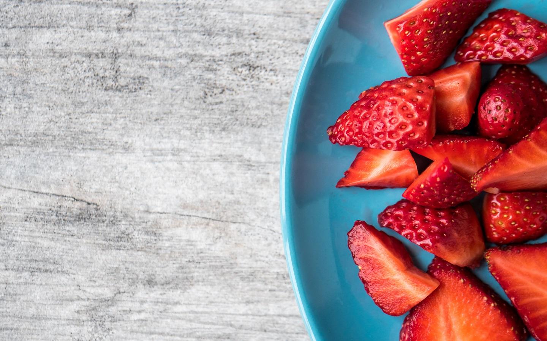 qué comer si sufres migraña fresas