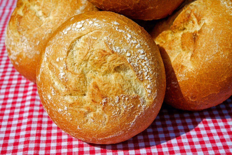 receta pan de nube