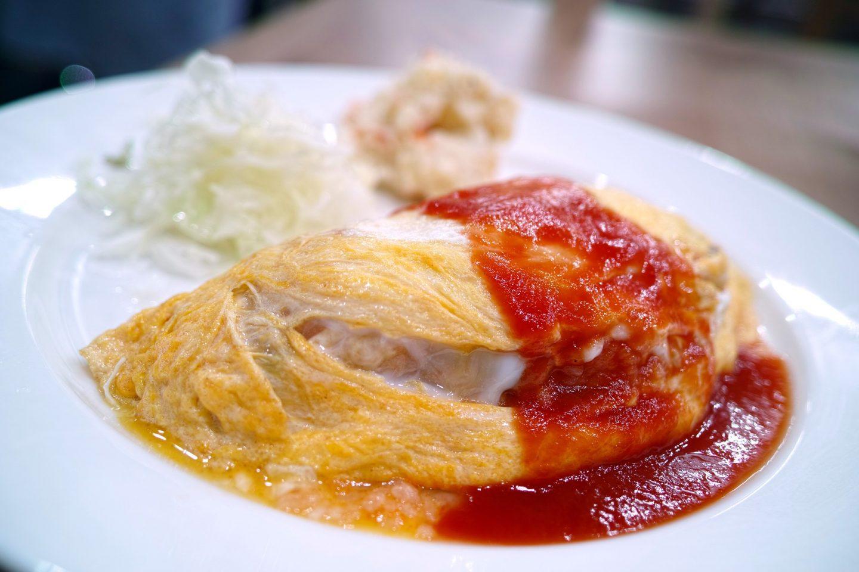 omelette huevo