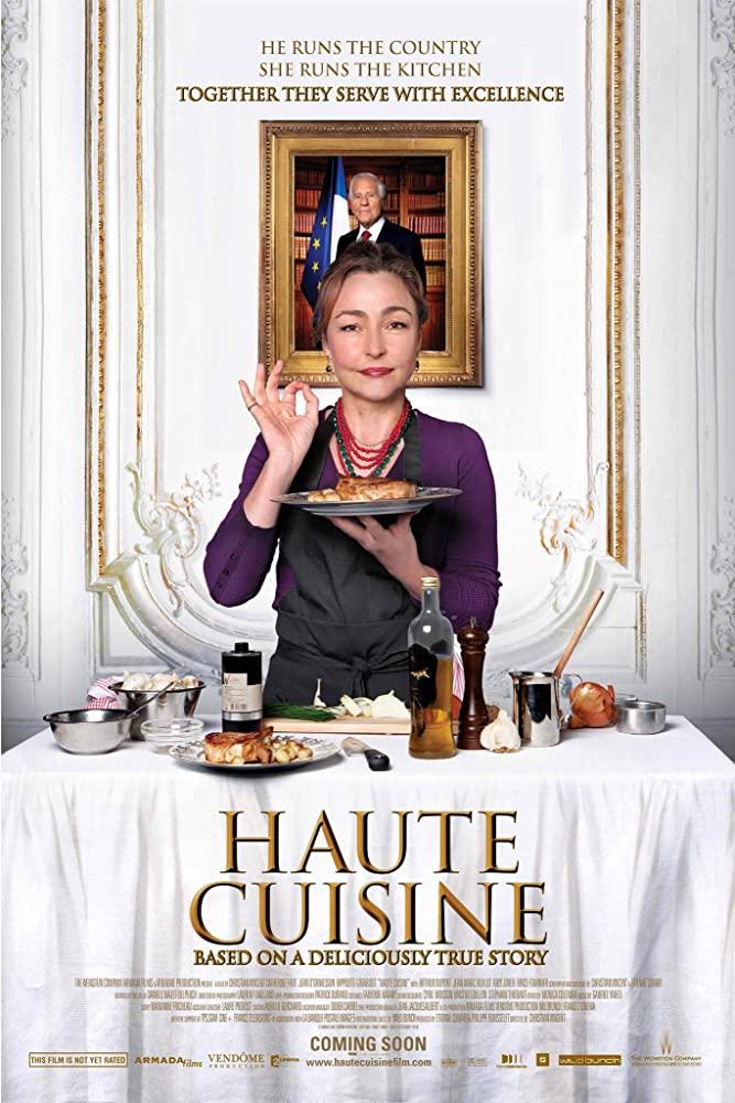 películas de cocina