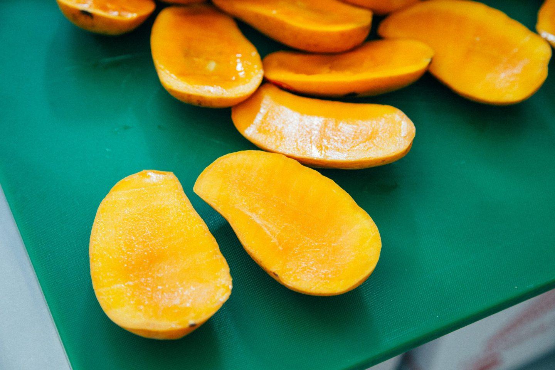 postres de mango