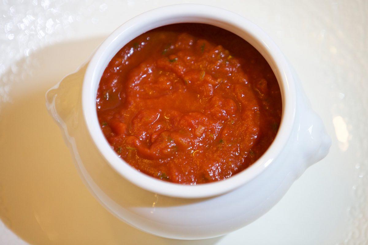 puré de tomate en lata receta