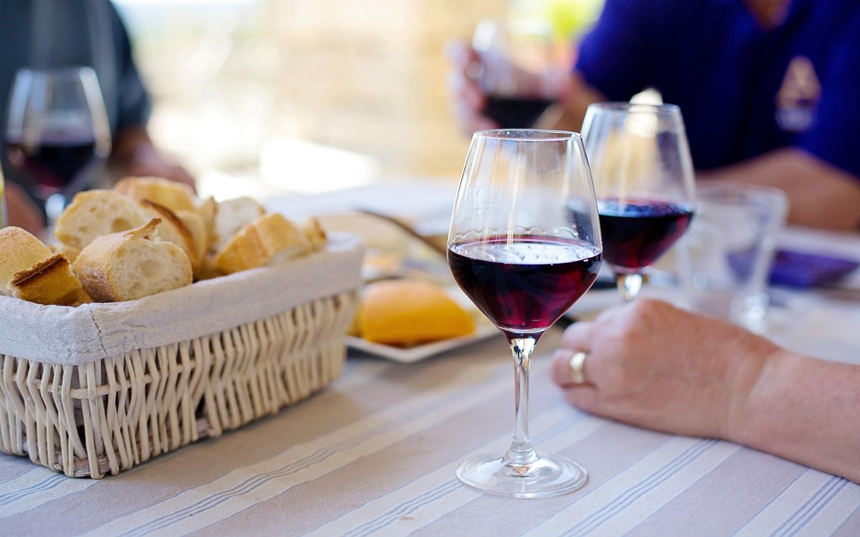 colores del vino natural