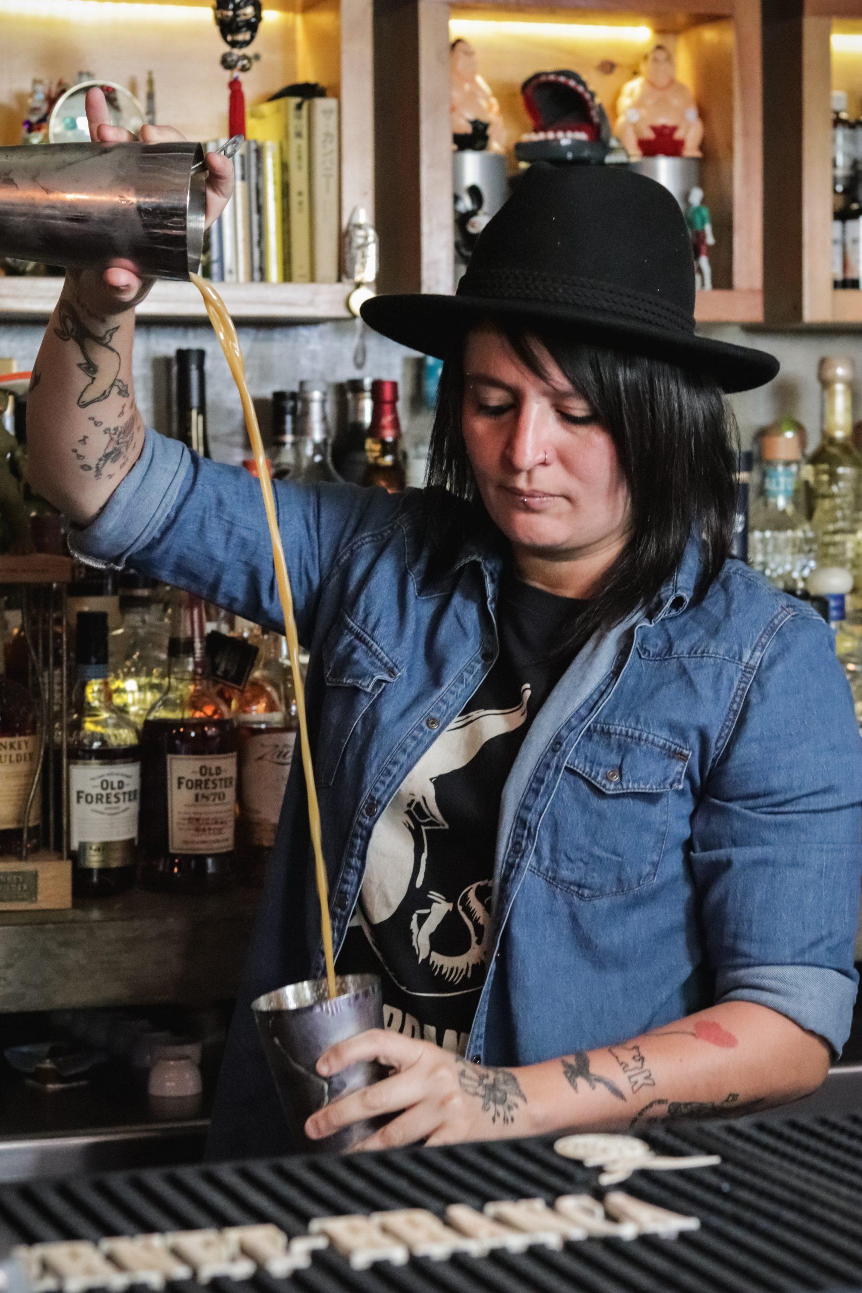 Claudia Cabrera Tales of Cocktail