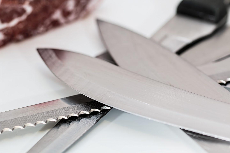 cuchillos de cocina cocinar como chef