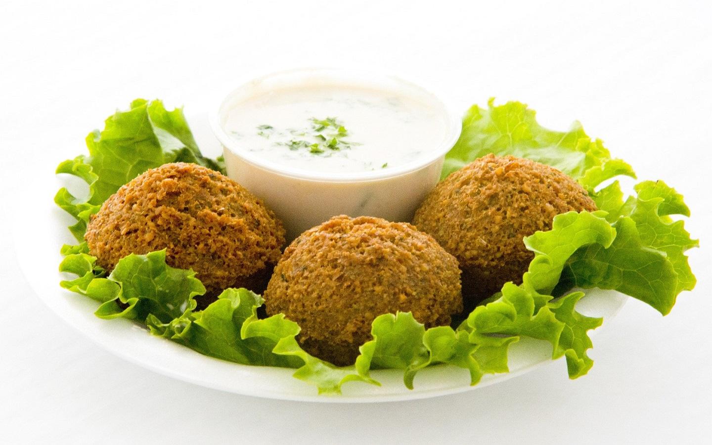 comida de Israel