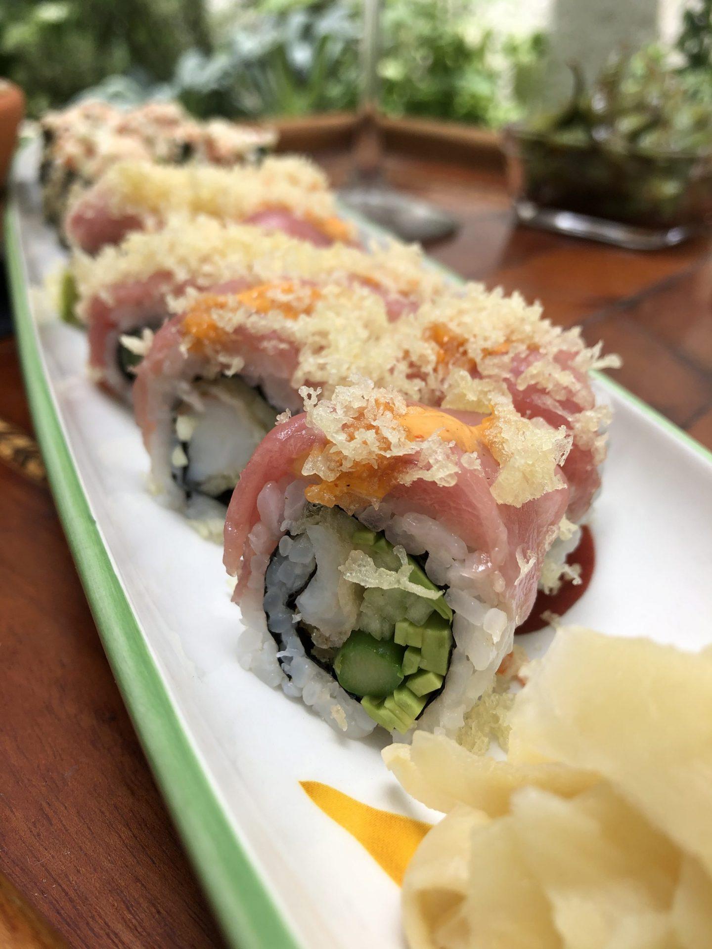 comida japonesa domicilio