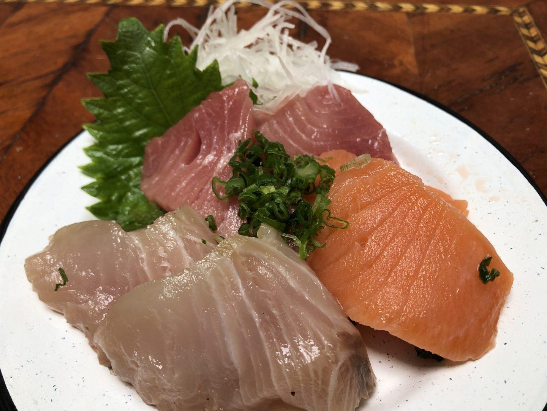 sashimi ryoshi