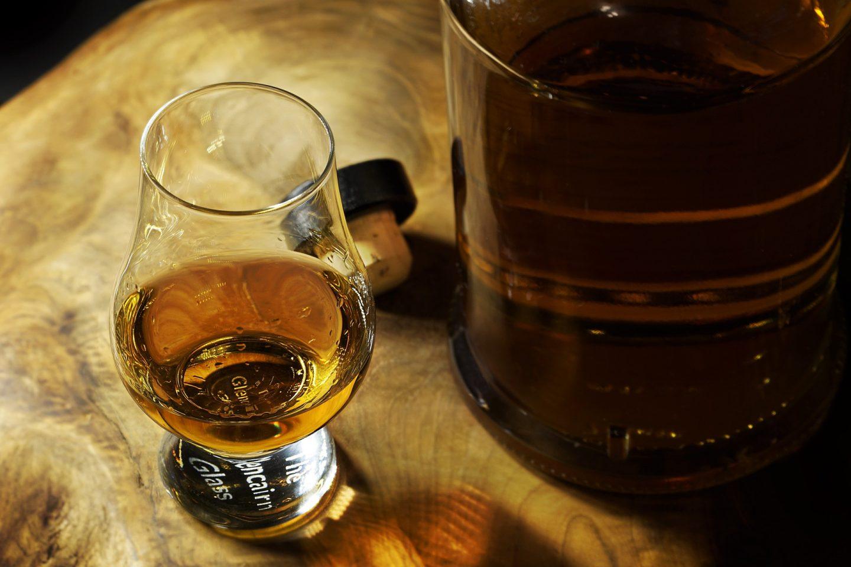 copa glencairn para whisky y distintos tipos de ron