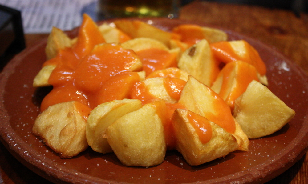 recetas tapas españolas