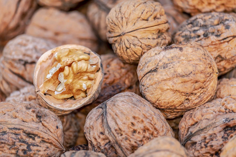 como pelar semillas y frutos secos