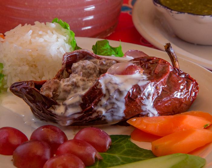 chile Aguascalientes