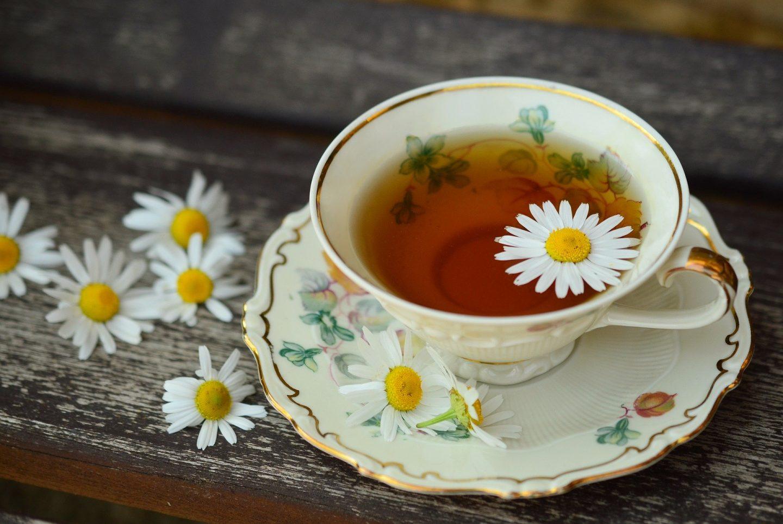 tés ayudan piel