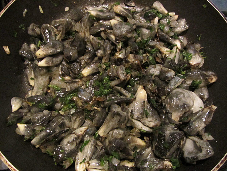 cómo cocinar huitlacoche