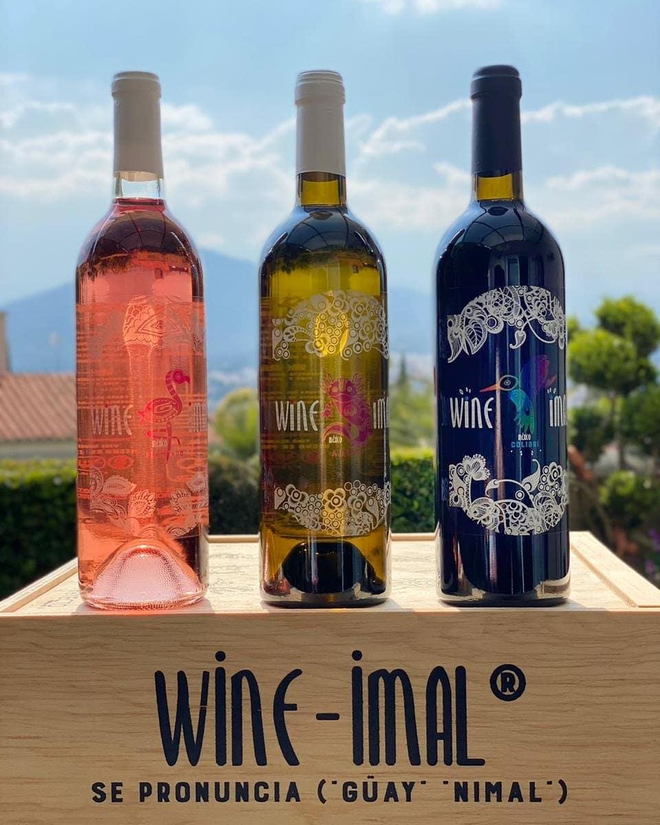 wine-imal guaynimal vino mexicano