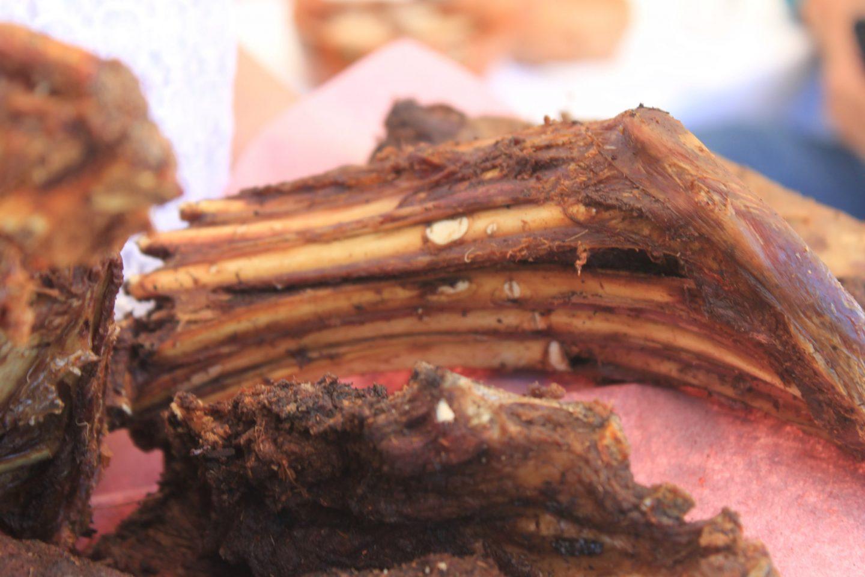 carne de chivo
