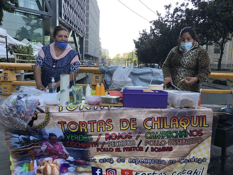 esquina del chilaquil