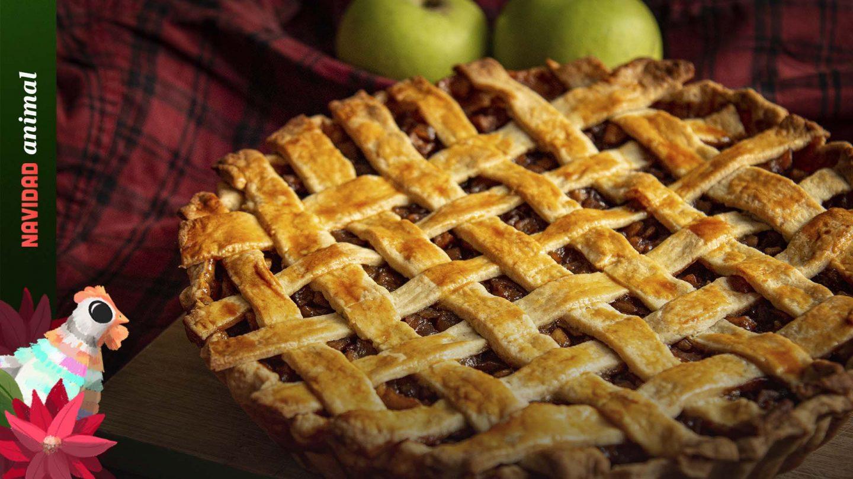 receta pay de manzana