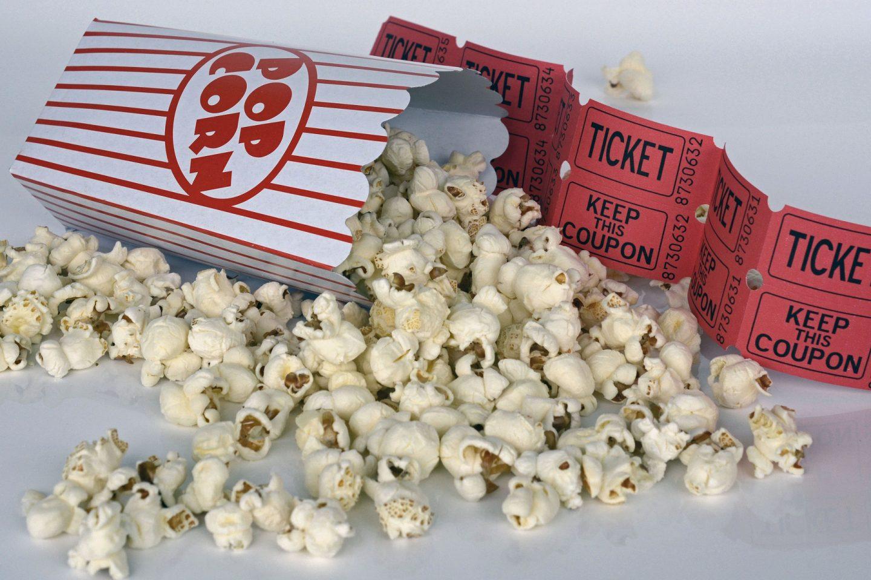 comida cine