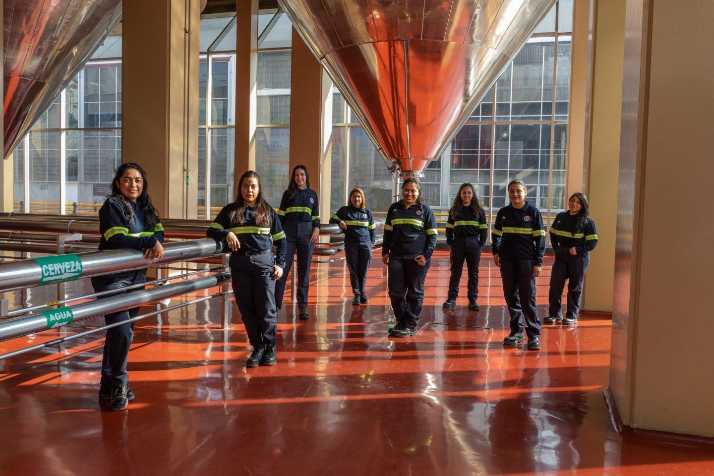mujeres cerveceras industria cerveza mundo cervecero