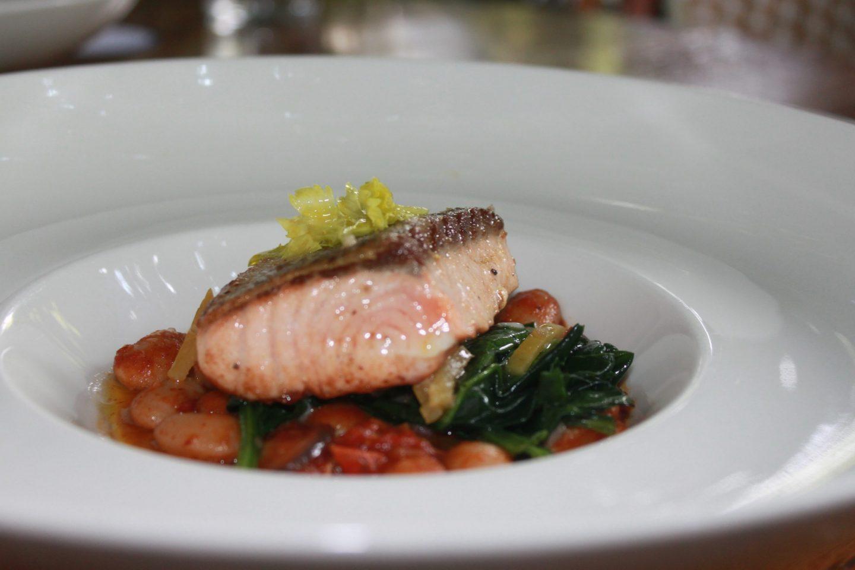 cedrón restaurante salmón