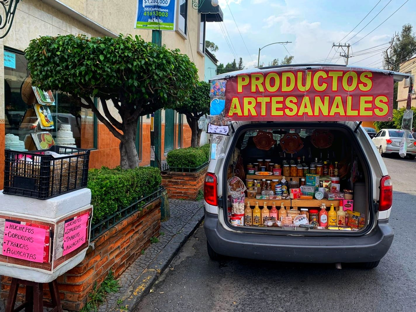 Productos artesanales de México
