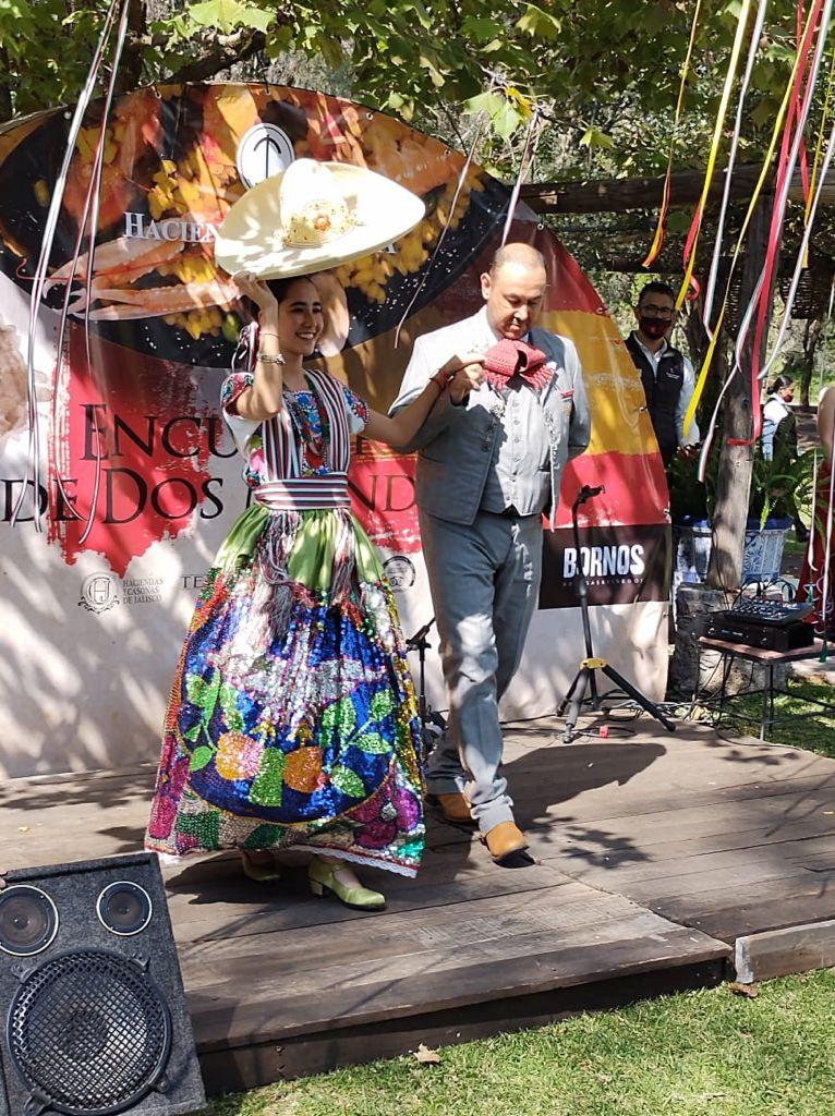 Festival de la paella Hacienda Sepúlveda